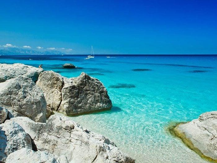 Plus belle plage du monde: Cala Goloroitze