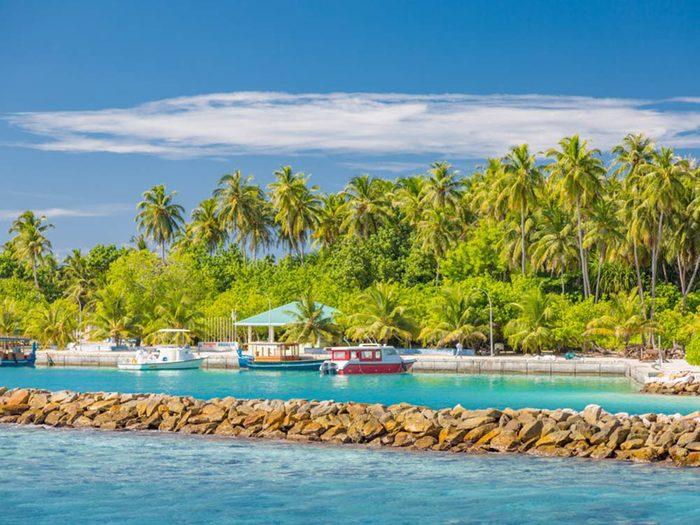 Plus belle plage du monde: Dhigurah Island