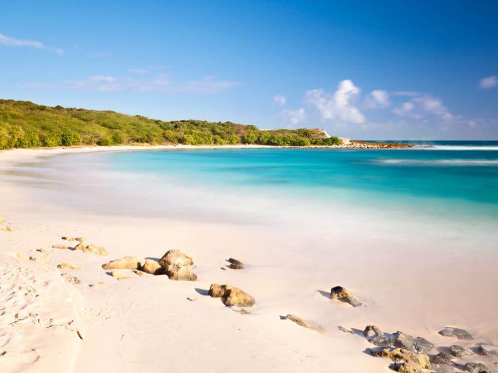 Plus belle plage du monde: Half Moon Bay.