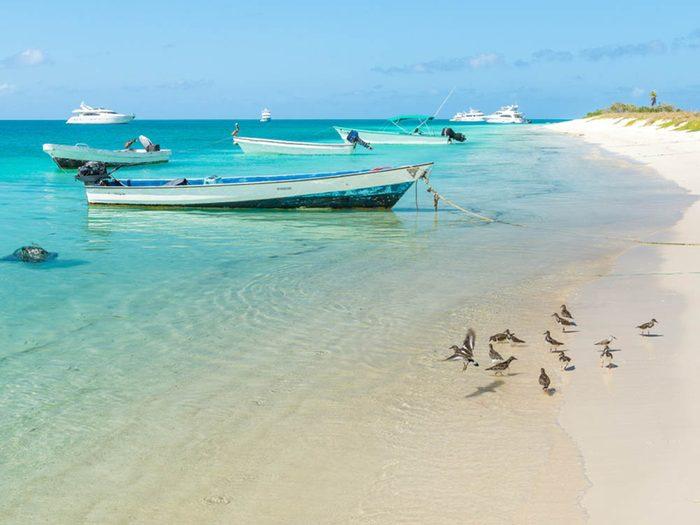Plus belle plage du monde: Los Roques.
