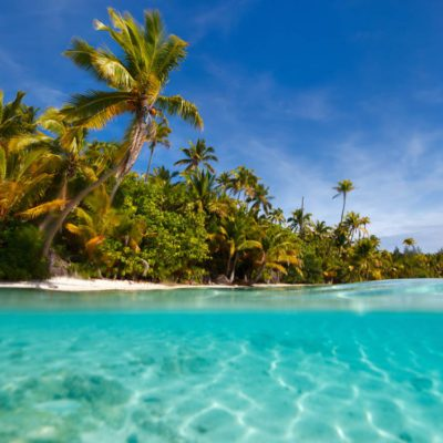 Plus belle plage du monde: One Foot Island.