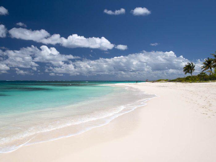 Plus belle plage du monde: Shoal Bay Beach.