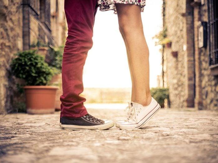 Les relations sexuelles favorisent une bonne circulation sanguine.
