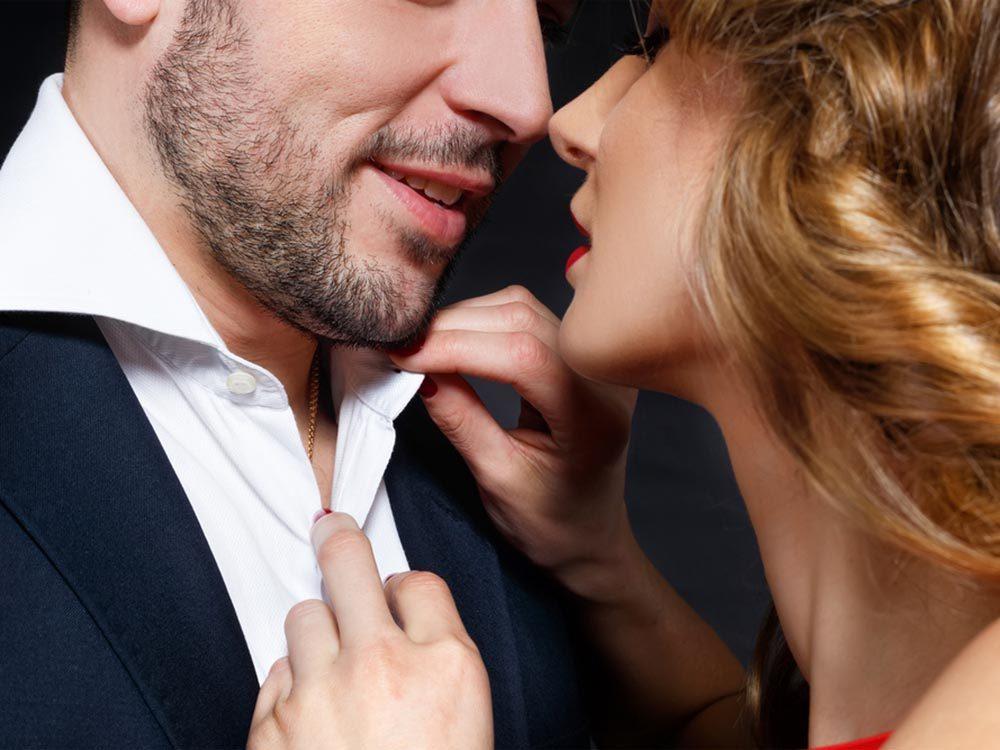 Les relations sexuelles calment le système nerveux.