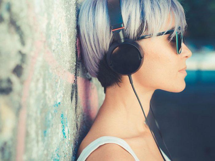 S'entrainer en musique permet aussi d'entrainer le cerveau.