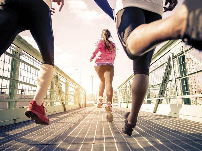 S'entrainer en musique permet de progresser plus rapidement à la course.