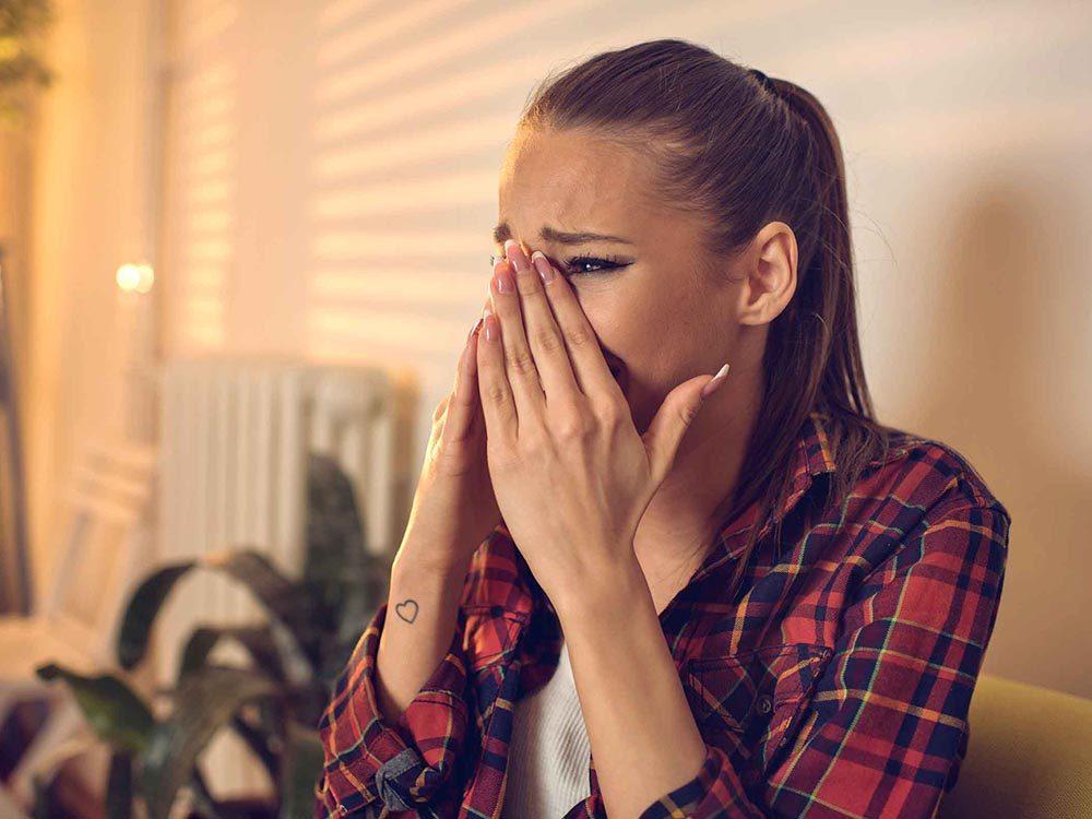 Arrêter de se sentir coupable en arrêtant de se blâmer pour tout.