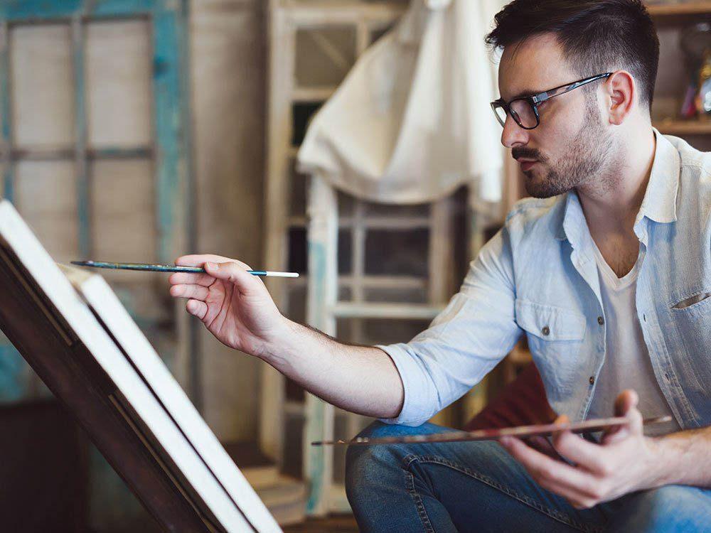 Signification des rêves: ils révèlent un niveau de créativité.
