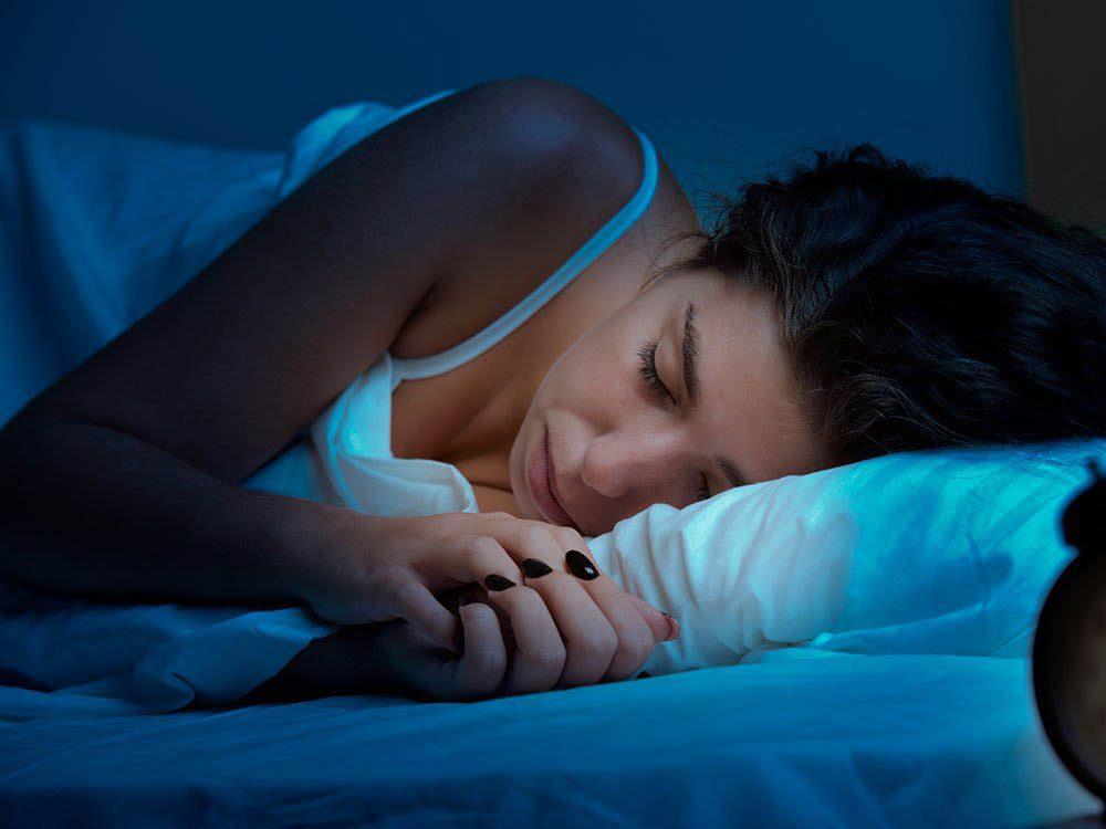 Signification des rêves: ils peuvent signaler l'approche des menstruations.
