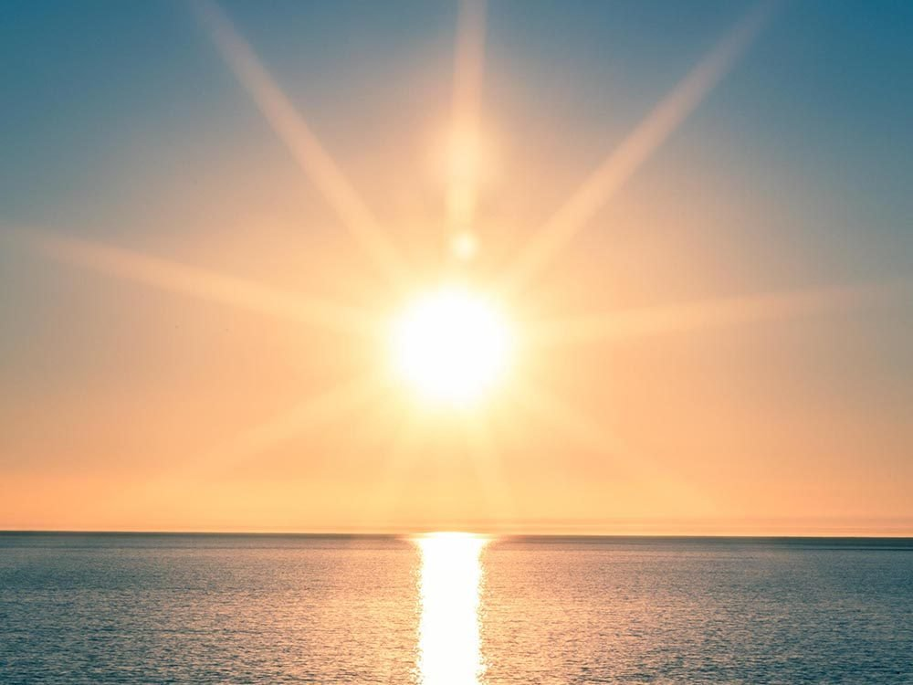 Le solstice d'été 2018 a eu lieu le 21 juin à 6h07.