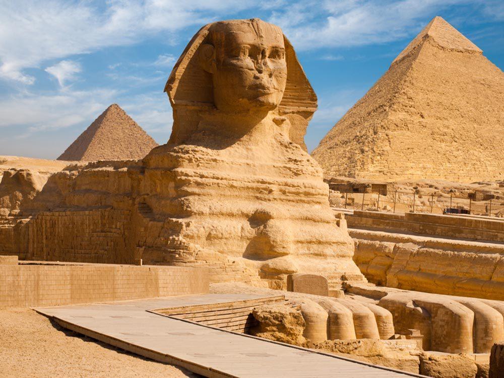 Le solstice d'été aurait influencé la construction des pyramides.