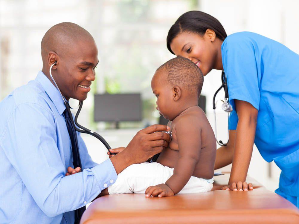 Pour toutes questions sur l'allaitement, demandez de l'aide à une infirmière.