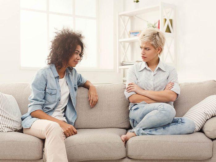 Pour mettre fin à une amitié, choisissez la bonne stratégie.