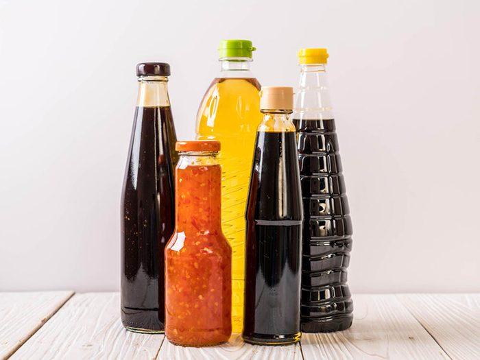 Avant cet automne, consommez rapidement vos aliments d'été.