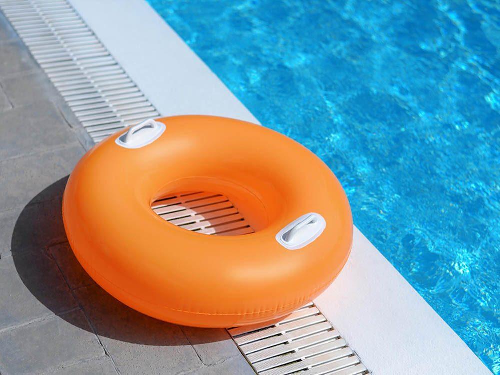 Avant cet automne, faites du tri dans votre équipement d'activités aquatiques.