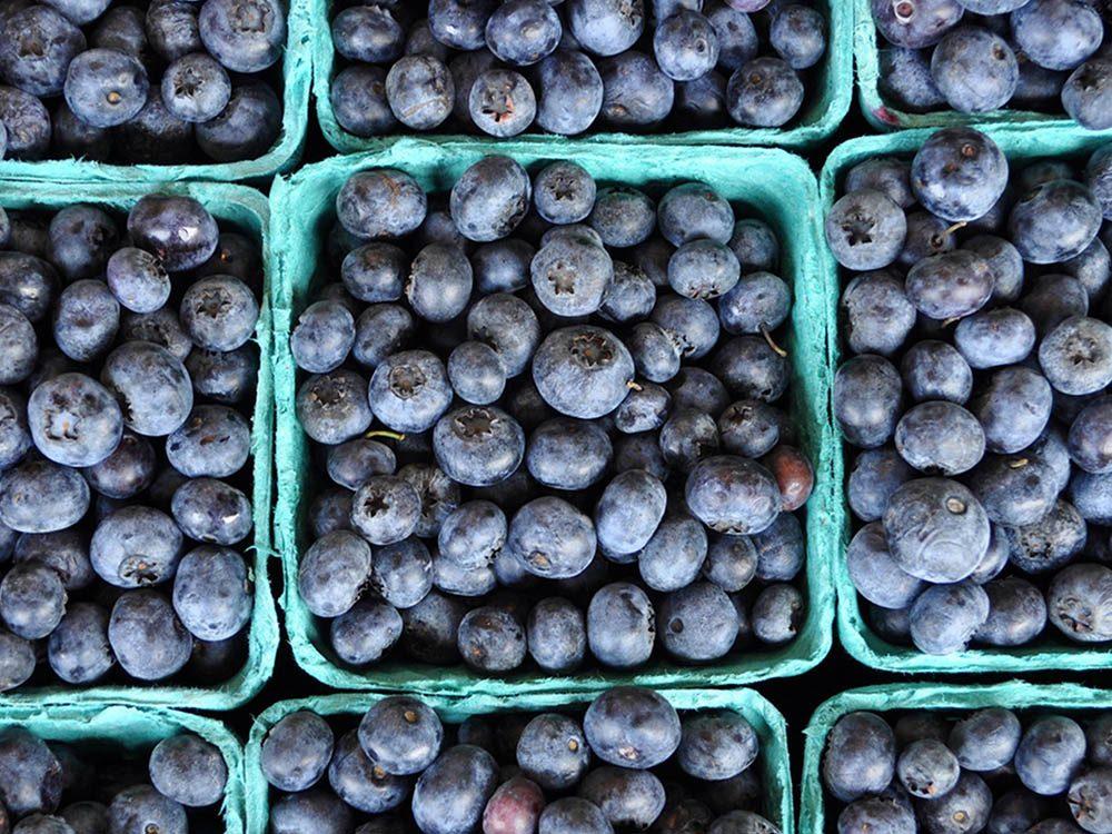 Avant cet automne, faites du tri dans vos contenants à fruits et légumes.