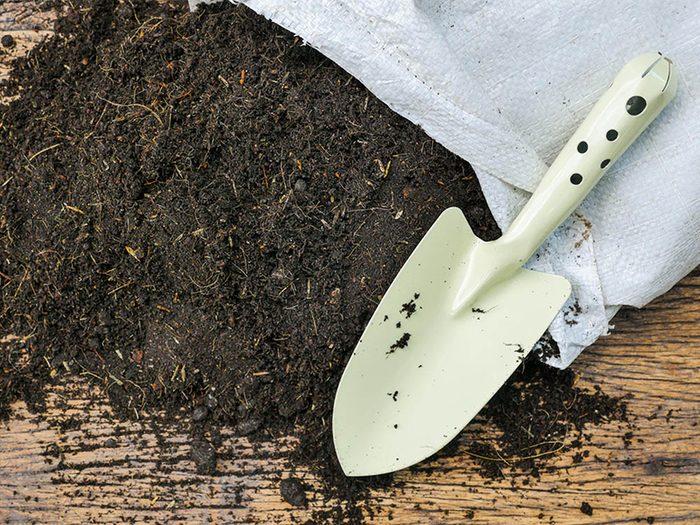 Avant cet automne, jetez vos rebuts de jardinage.