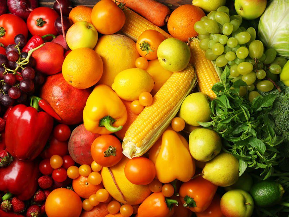Combien de calories par jour: changez vos habitudes alimentaires.