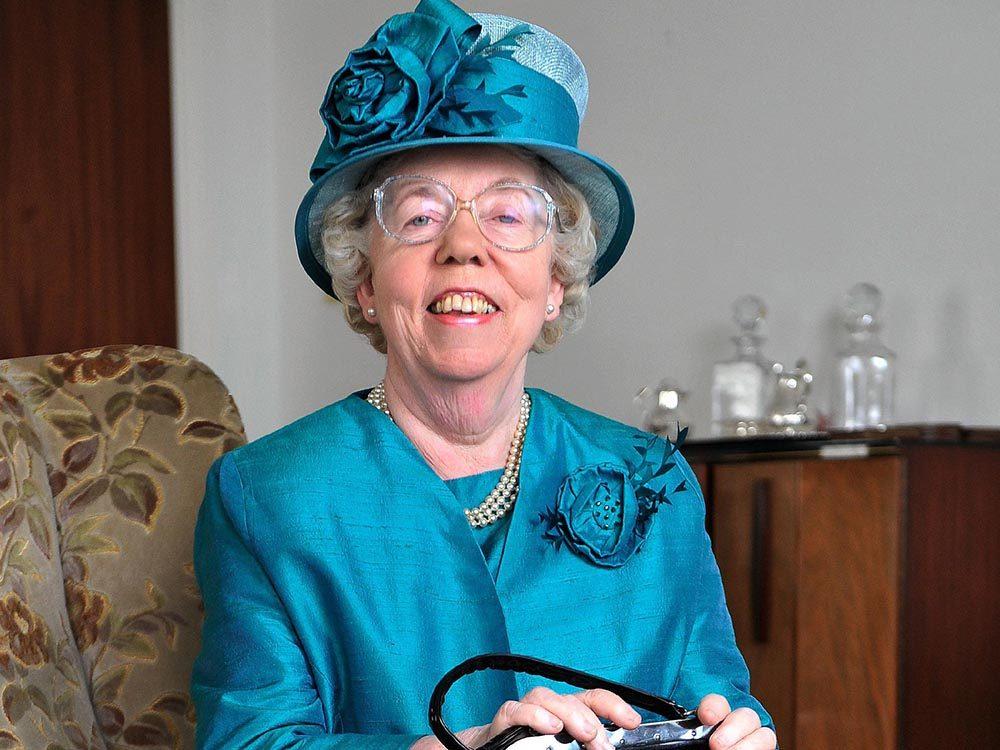 Fait insolite: La reine Elizabeth II a une remplaçante.