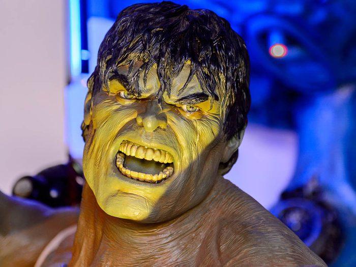 Le film l'Incroyable Hulk a été tourné au Canada.