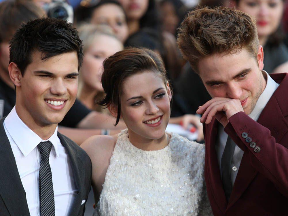 La saga de films Twilight a été tourné au Canada.