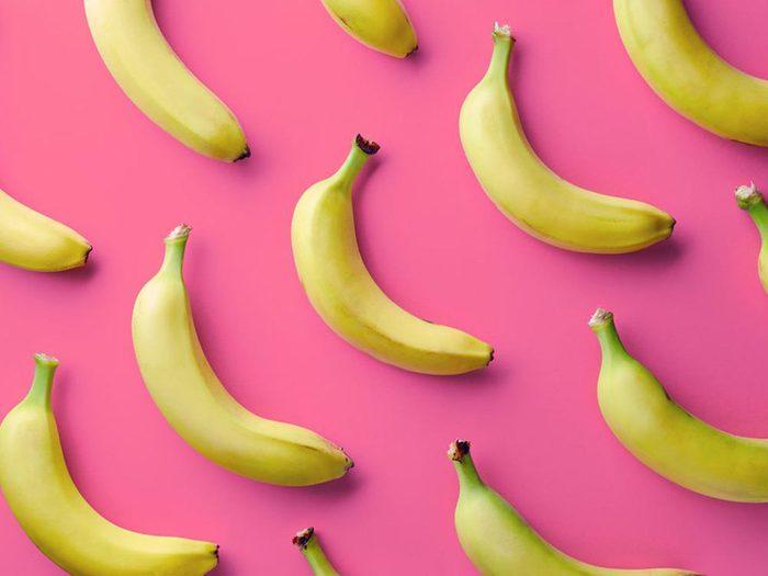 Fruits et légumes frais: entourez la tige de plastique.