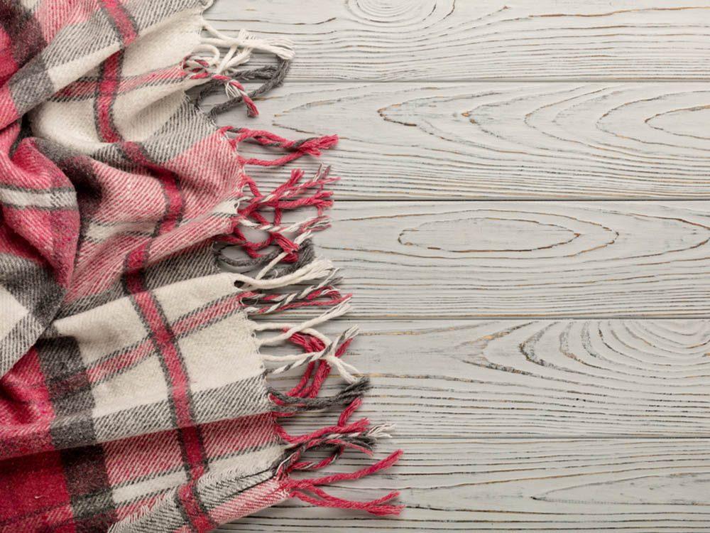 Histoires de fantômes: L'écharpe de sa fille