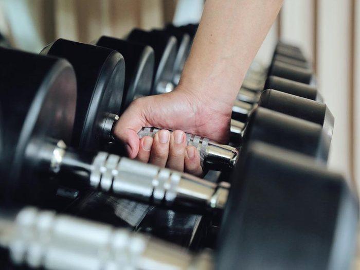 Si vous souffrez d'hypoglycémie, vos entrainements peuvent vous paraitre plus difficile.