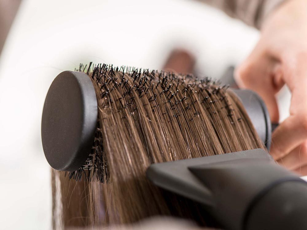 Chaetophobie: la phobie des cheveux