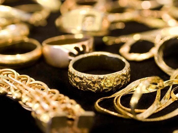 Aurophobie: la phobie de l'or
