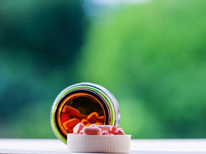 Qu'est-ce qui peut altérer l'efficacité de la pilule contraceptive?