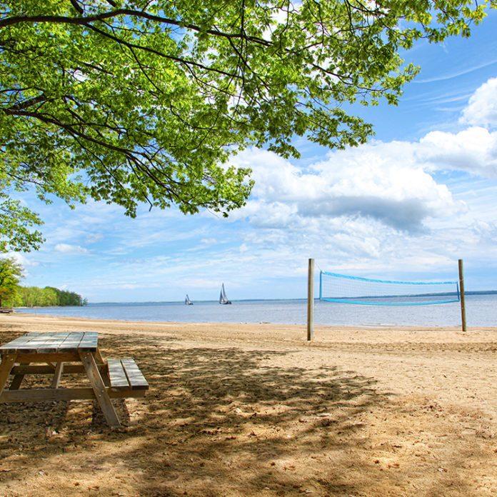 Les plus belles plages du Québec