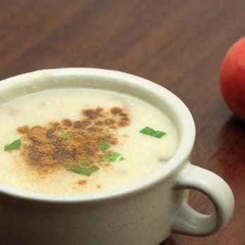 Apfelsuppe (Soupe aux pommes)