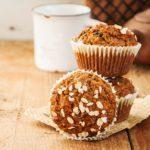 Muffins pommes carottes