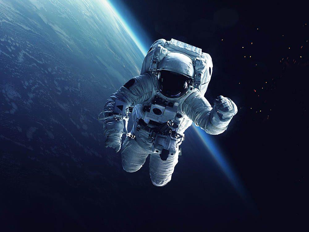 Les risques de développer un cancer sont plus élevés si vous êtes astronaute.