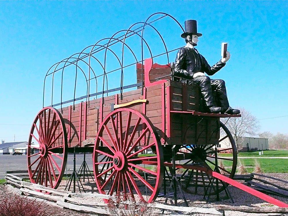 A voir sur la Route 66: Lincoln