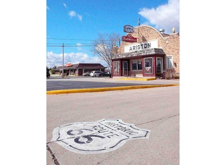 A voir sur la Route 66: Litchfield