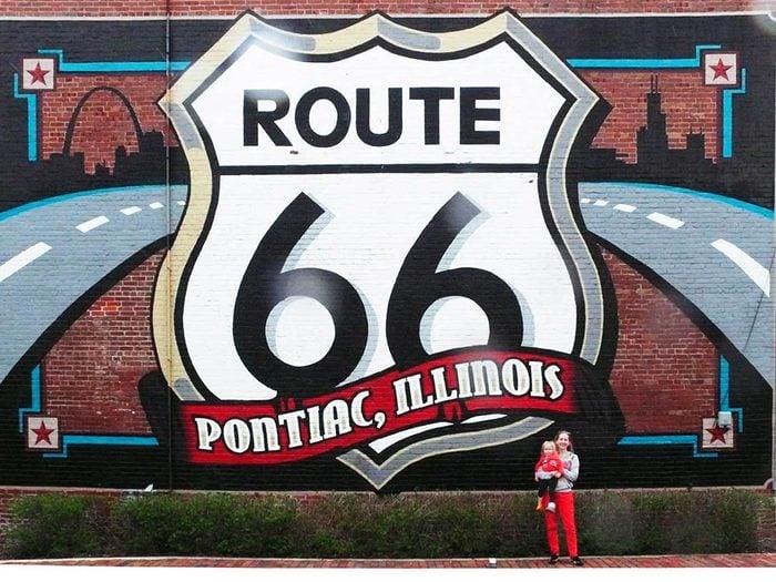 A voir sur la Route 66: Pontiac