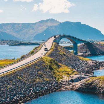 L'une des routes les plus dangereuses du monde se trouve en Norvège.
