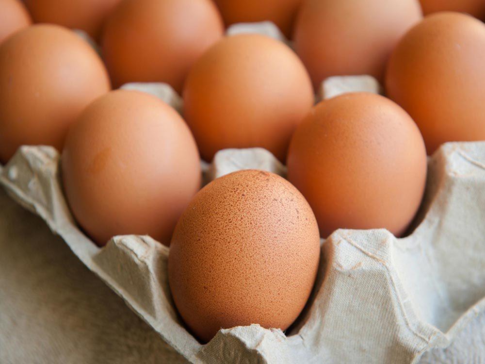 Ce qui peut vous vieillir: manquer de protéines.