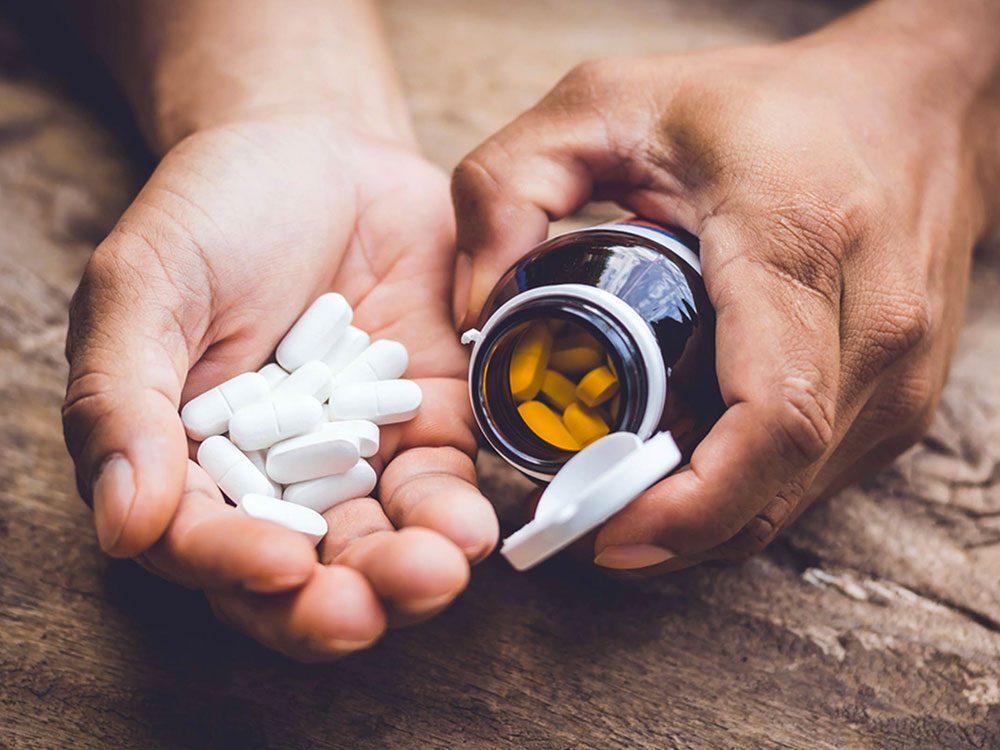 Les vitamines et les minéraux sont essentiels à la santé.