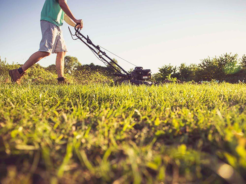 Pour un week-end réparateur, bêchez le jardin.