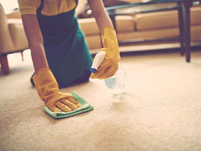 Pour un week-end réparateur, faites appel à un service de ménage.