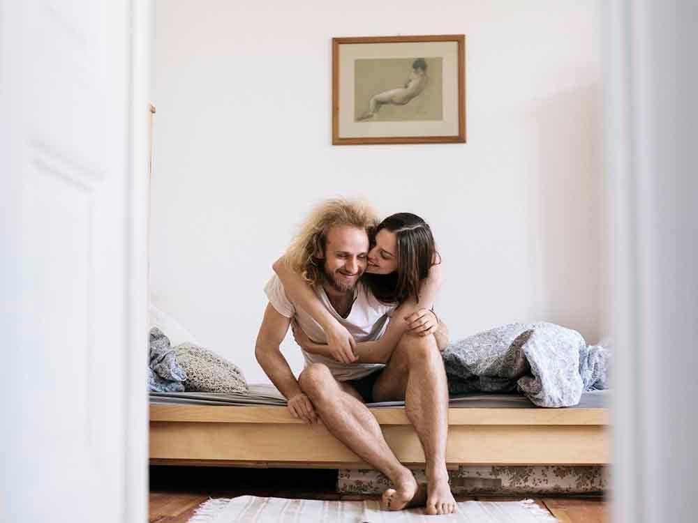 Ce que les couples font pour être sexuellement épanouis.