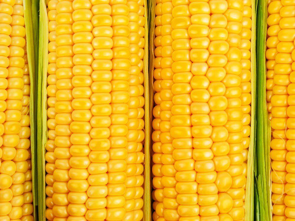 Le maïs est un aliment santé à consommer avec modération.