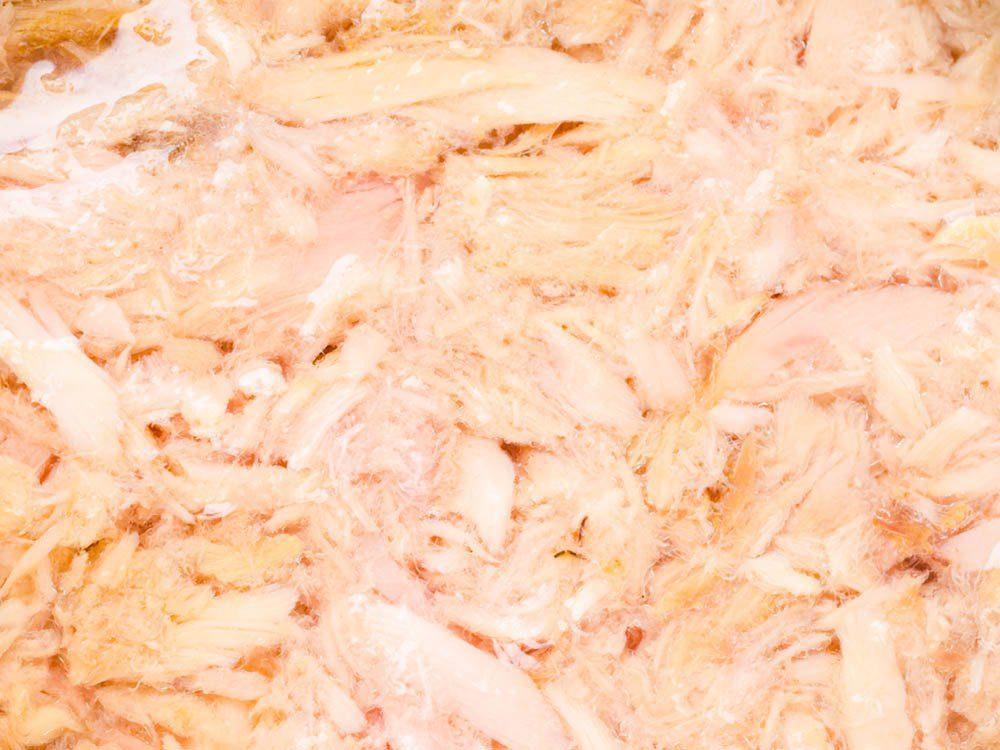 Le thon en boîte est un aliment santé dont il ne faut pas abuser.