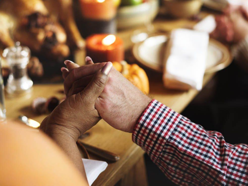 """En automne, préparez un """"pot à gratitude""""."""