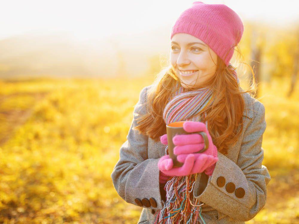 En automne, revoyez votre routine beauté.
