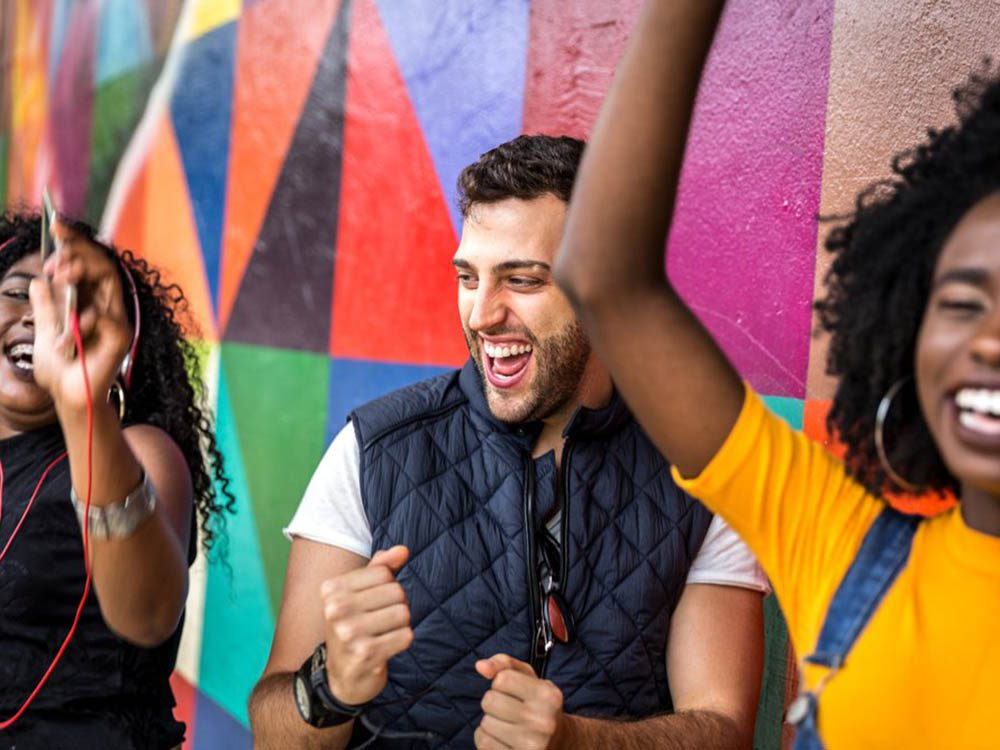 La danse est un entraînement permettant de brûler beaucoup de calories.