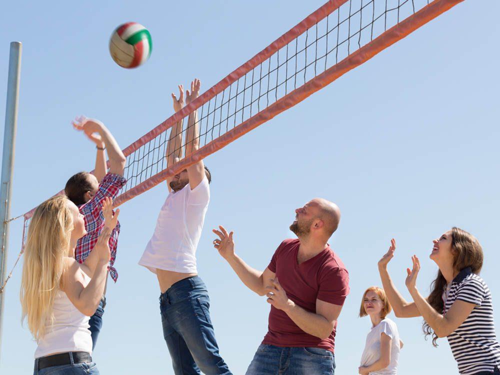Faites un entraînement régulier avec une ligue sportive.